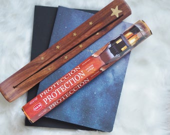 Protection HEM Incense | LawofAttractionStore