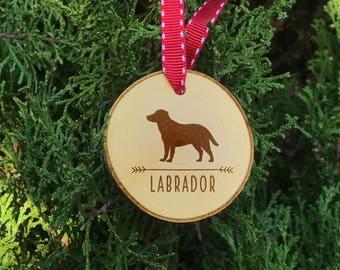Labrador ornament | Etsy