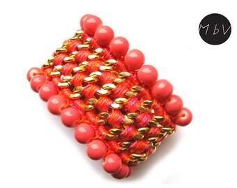 Summer Chrochet Bracelet