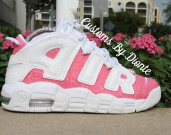 Glittler Custom Nike Air Uptempo