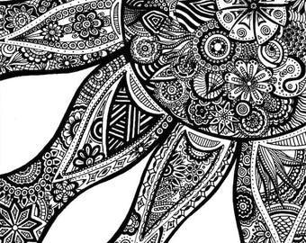 Sunshine: Doodle Art