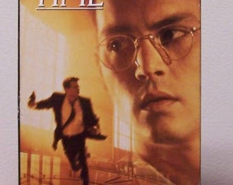 Nick of Time VHS Johnny Depp