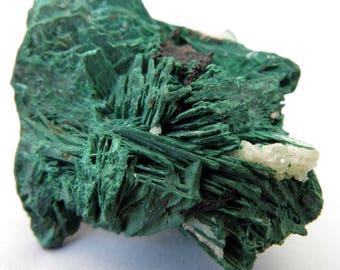 Malachite Psm Barite, Tantara Mine, Congo