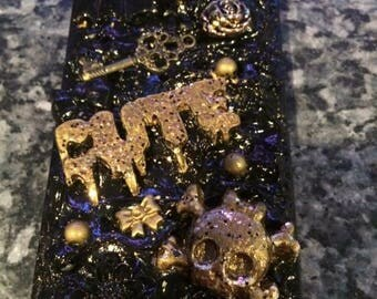 Goth Glam Decoden Phone Case
