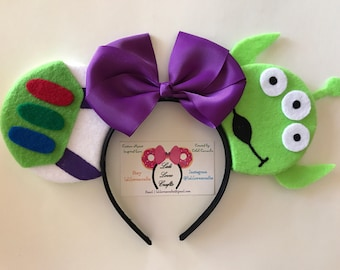 Disney's Toy Story Buzz Lightyear and Alien inspired Minnie Mouse ears