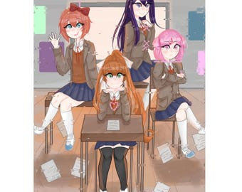 Welcome to the Literature Club! Print