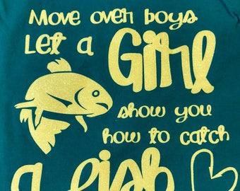 toddler fishing shirt