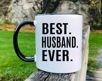 Best Husband Ever - Mug - Husband Gift - Gift For Husband - Husband Mug