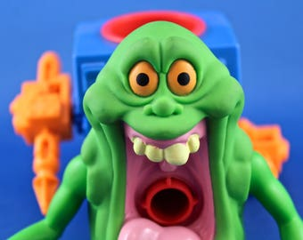 Ghostbusters Slimer Green Gooper Ghost 1986