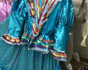 Cinco De Mayo Dress Tipic