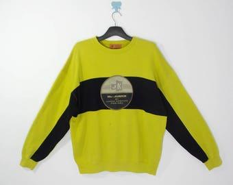 Junko Koshino Sweatshirt VINTAGE Mr. Junko Sweatshirt Men's Size 3L / XXXL