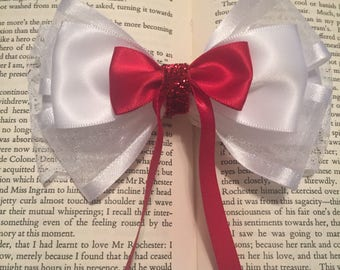 Supercalifragilisticexpialidocious 'Mary Poppins' Inspired Hair Bow
