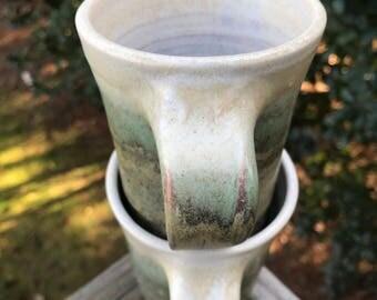 Lichen Mug Pair