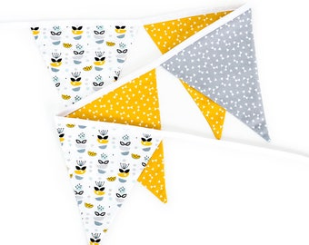 """Personalized """"My sweet Oslo"""" Bunting"""