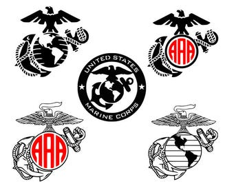 Usmc svg, us marines svg, marine corps svg, marine svg, us marine corps svg, svg files, cricut, silhouette, svg, instant download