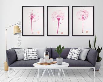 Living room poster | Etsy