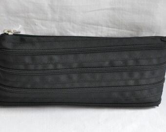 Black makeup case
