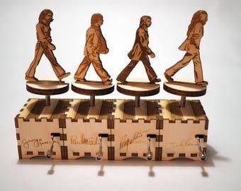 Music Box - The Beatles - Abbey Road Set