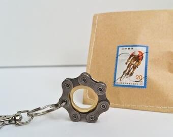 Upcycling Bike Keychain 2