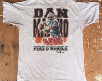 Vintage Dan Marino Miami Dolphins T-Shirt