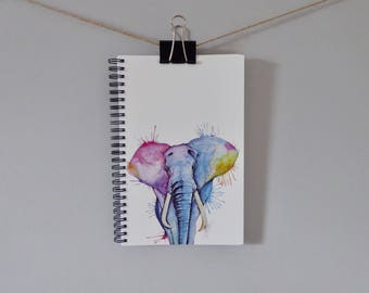Notebook - Elephant