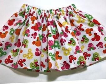 Tutti fruity Love Skirt .
