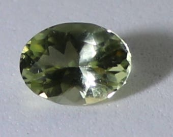 Yellow Tourmaline 1.30ct