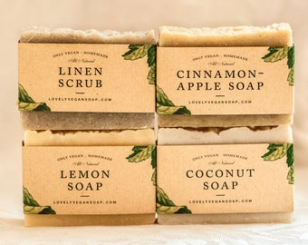 Gift ideas needs mom gift for mom vegan gift soap Christmas gift for wife for grandma coconut soap gift for her girlfriend bestfriend vegan