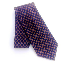 Brooks Brothers tie pure silk woven in England