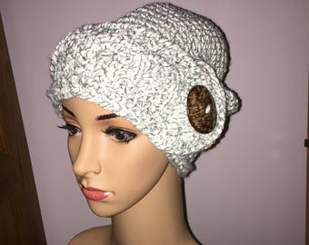 Crochet Braided Hat