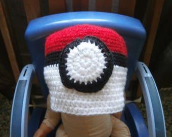 Mixed Pokeball Hat