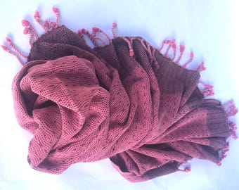 100% COTTON TURKISH TOWEL- Pestemal,Beach Towel, Peshtamal, Stone-washed, Turkish Bath,  Yoga Towel, Baby Blanket, Fouta,  Hammam Towel