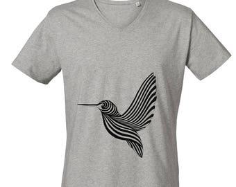 Colibri V Neck T-shirt