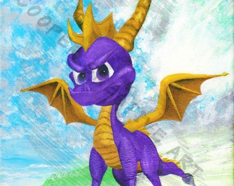 Spyro the Dragon Cameo