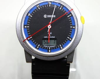 Atomic EUROCHRON RADIO CONTROLLED Watch Made in Germany