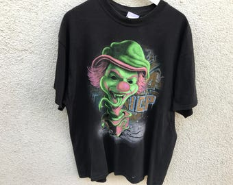 Vintage ICP Insane Clown Posse Band T-shirt