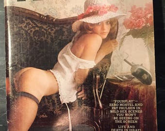 Playboy Magazine - April 1974