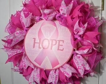 "Breast Cancer Awareness  ""HOPE"""