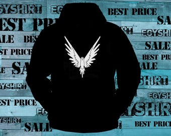 Logang Logan Paul Maverick Logo hoodie or sweatshirt we can make the Maverick any color just ask best price fast shipping