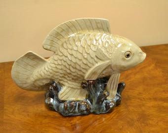 Nice Ceramic Fish Statue