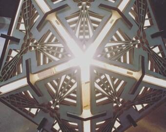 Icosahedron - Desk Lamp