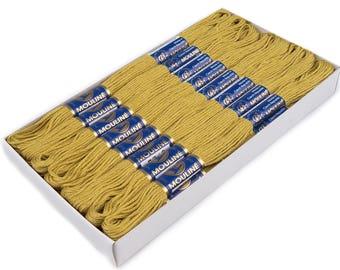 24 Dock embroidery/Stick twist #6752 Fennel Seed
