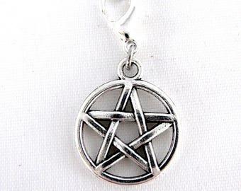 Charm LEXFIMO - Pentagram - Satanic star