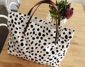 All round tote bag... Market bag... beach bag