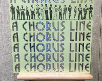 1975 Original Cast Recording, A Chorus Line Album