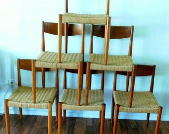 Danish Modern Chair Etsy