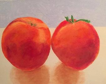 Peaches In Regalia