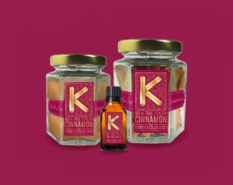Sample Kit - 3 Types of Kamburupitiya Ceylon Cinnamon