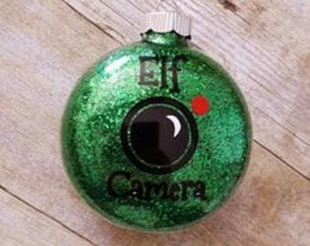 santa/elf cam