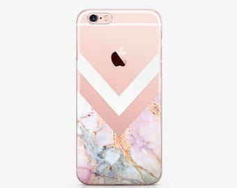 Geometric Marble Phone Case iPhone SE Cover Case Phone SE Case Phone 5c Case 5s Phone Phone iPhone 6 Plus Marble Cover Phone 6s Case AC1050